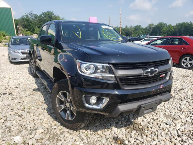 2015 Chevrolet Colorado Z en venta en Candia, NH