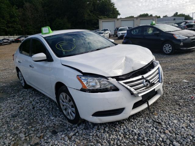 2015 Nissan Sentra S for sale in Gainesville, GA