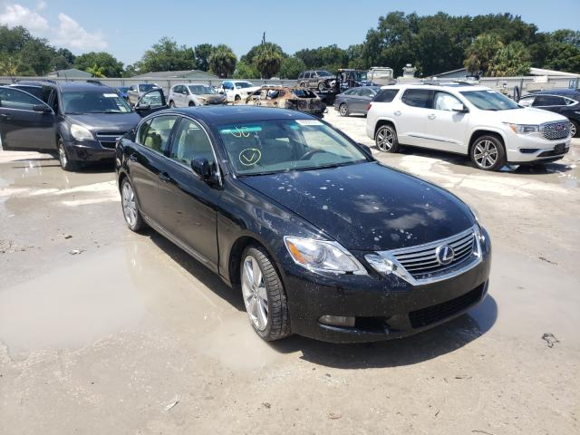 Salvage cars for sale at Punta Gorda, FL auction: 2011 Lexus GS 450H