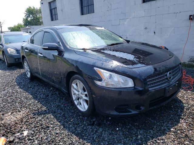 Salvage cars for sale from Copart Hillsborough, NJ: 2010 Nissan Maxima S