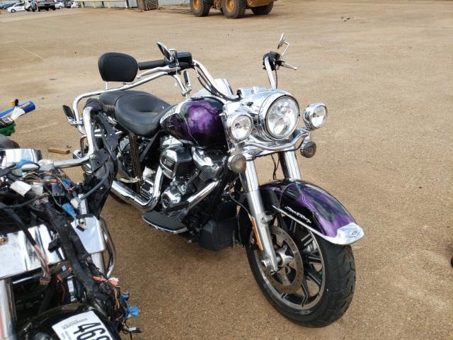 Harley-Davidson Flhr salvage cars for sale: 2019 Harley-Davidson Flhr