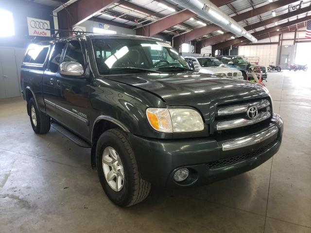 Salvage cars for sale from Copart East Granby, CT: 2005 Toyota Tundra ACC
