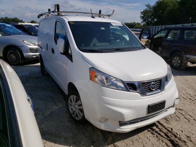 Salvage cars for sale from Copart Punta Gorda, FL: 2014 Nissan NV200 2.5S