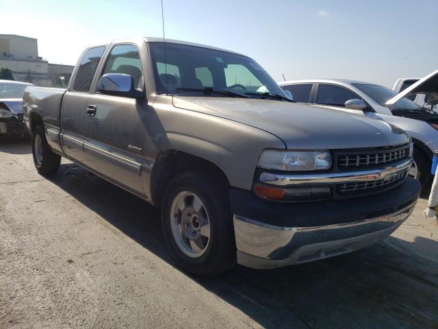 Salvage cars for sale from Copart Tulsa, OK: 2001 Chevrolet Silverado