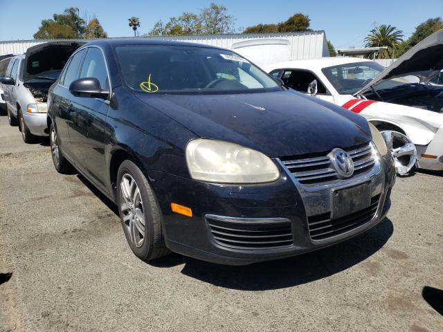 Volkswagen salvage cars for sale: 2005 Volkswagen Jetta