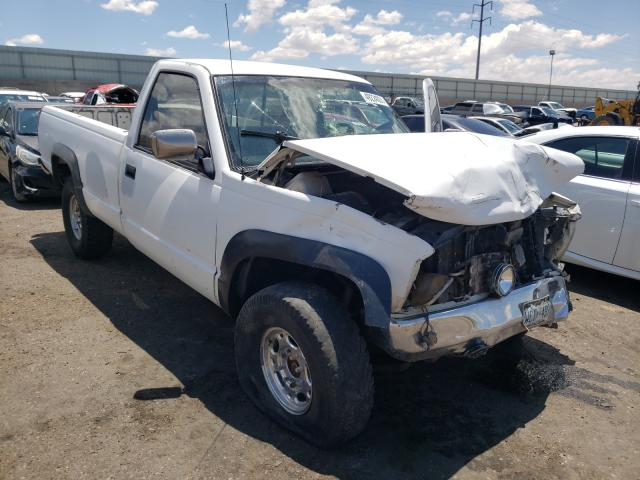 Salvage cars for sale from Copart Albuquerque, NM: 1988 Chevrolet GMT-400 K3