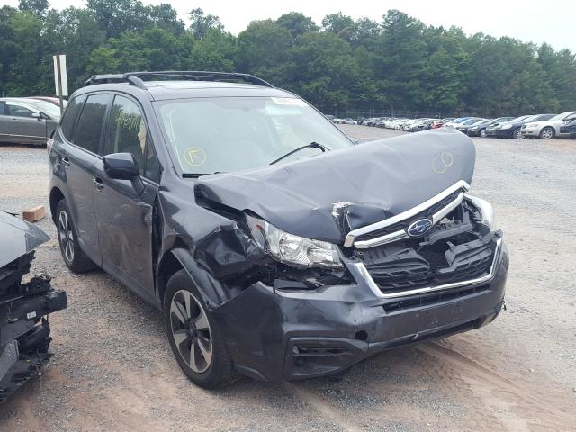 Salvage cars for sale from Copart York Haven, PA: 2017 Subaru Forester 2