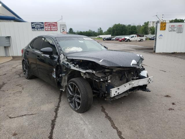 Salvage cars for sale from Copart Central Square, NY: 2014 Lexus IS 250