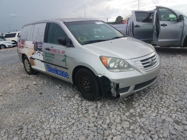 Salvage cars for sale from Copart New Orleans, LA: 2008 Honda Odyssey LX