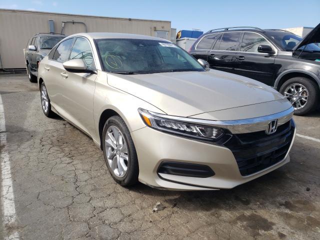 Honda Vehiculos salvage en venta: 2018 Honda Accord LX
