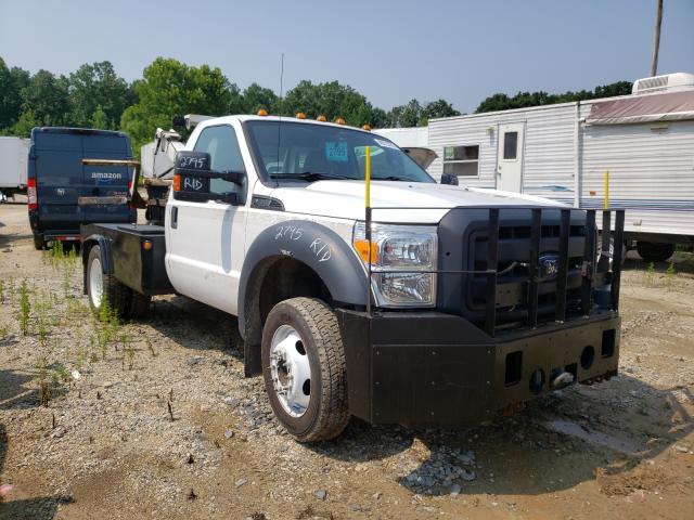 Vehiculos salvage en venta de Copart Glassboro, NJ: 2015 Ford F550 Super
