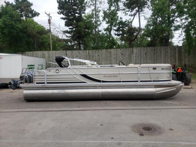 Salvage cars for sale from Copart Ham Lake, MN: 2013 Southwind Pontoon