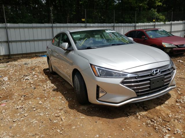 Salvage cars for sale from Copart Austell, GA: 2019 Hyundai Elantra SE