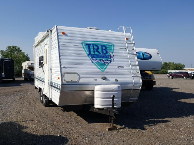 Forest River Trailer salvage cars for sale: 2002 Forest River Trailer