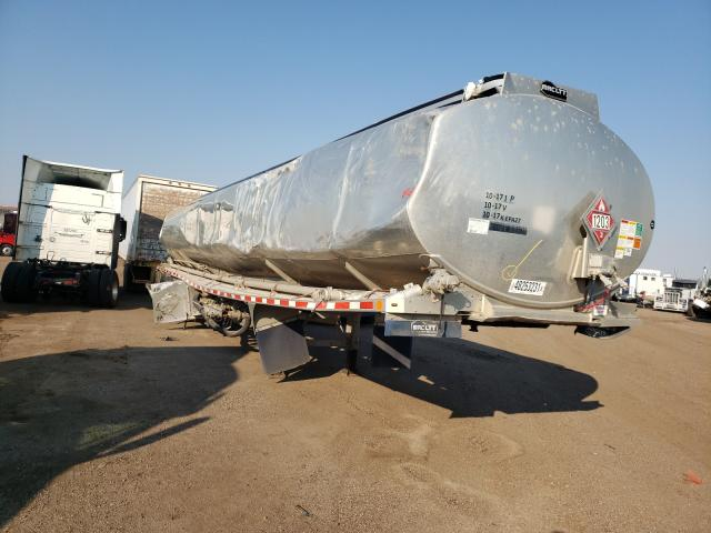 Salvage cars for sale from Copart Brighton, CO: 2018 MAC Tanker