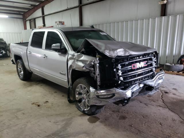 Vehiculos salvage en venta de Copart Mercedes, TX: 2018 GMC Sierra K15