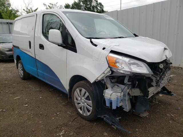 Salvage cars for sale from Copart Columbia Station, OH: 2020 Nissan NV 200