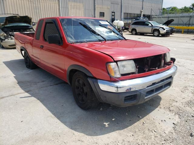 Salvage cars for sale from Copart Lawrenceburg, KY: 1998 Nissan Frontier K