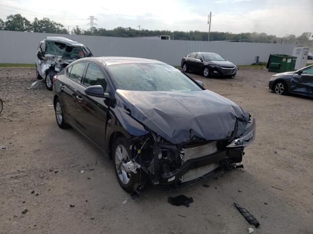 Salvage cars for sale from Copart Glassboro, NJ: 2020 Hyundai Elantra SE