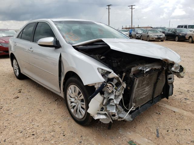 Salvage cars for sale from Copart Andrews, TX: 2013 Toyota Camry L