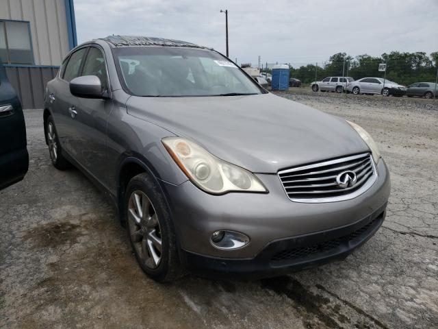 Salvage cars for sale from Copart Chambersburg, PA: 2008 Infiniti EX35 Base