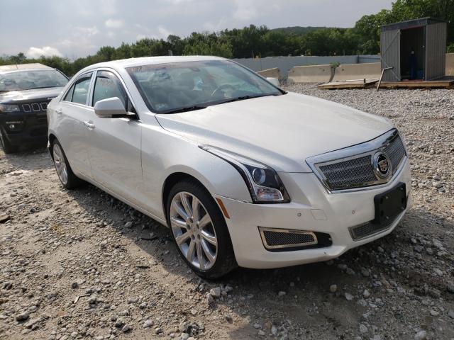 2014 Cadillac ATS Luxury en venta en West Warren, MA