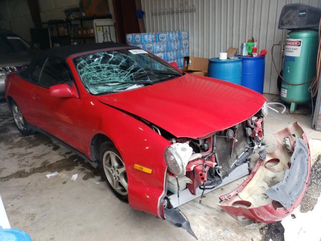 Toyota Celica salvage cars for sale: 1997 Toyota Celica