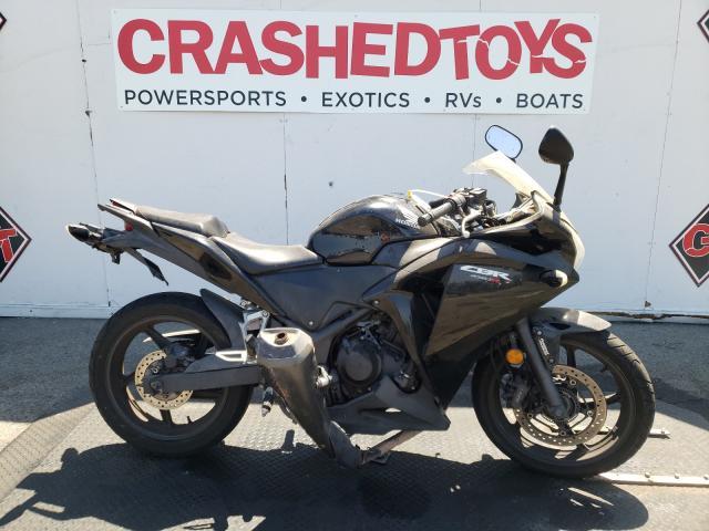 Vehiculos salvage en venta de Copart Van Nuys, CA: 2013 Honda CBR250 RA