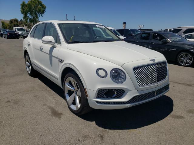 Bentley salvage cars for sale: 2018 Bentley Bentayga