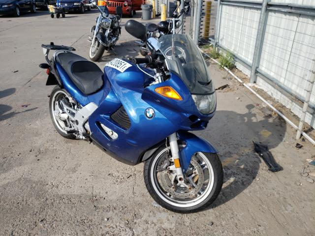 Salvage cars for sale from Copart Littleton, CO: 2002 BMW K1200 RS