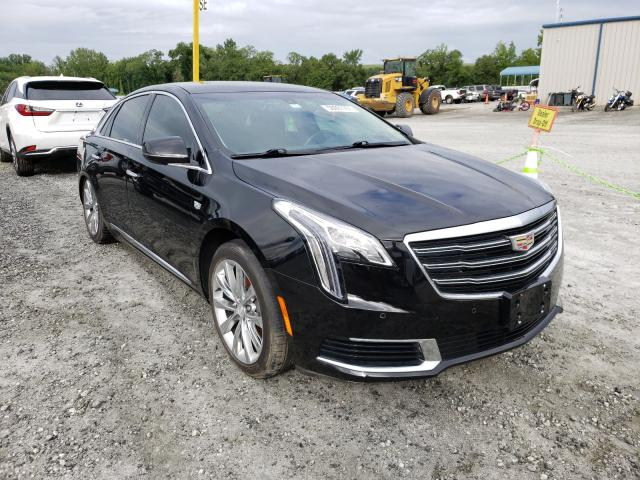Salvage cars for sale from Copart Spartanburg, SC: 2019 Cadillac XTS