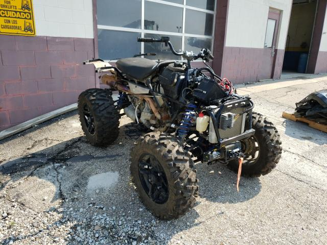 Salvage cars for sale from Copart Indianapolis, IN: 2021 Polaris Sportsman