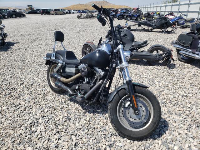 Vehiculos salvage en venta de Copart Magna, UT: 2008 Harley-Davidson Fxdf