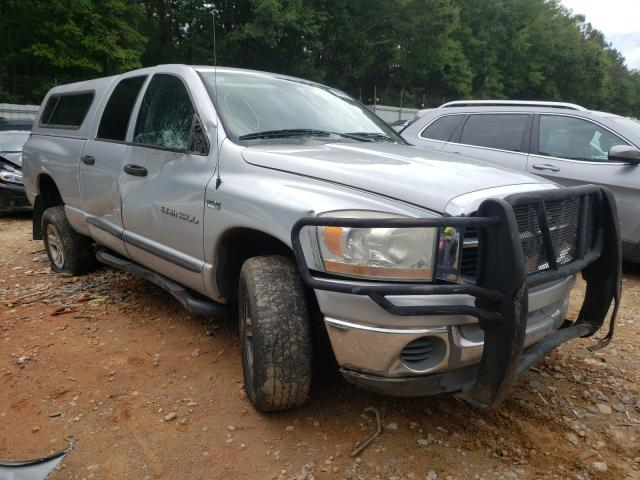 Salvage cars for sale from Copart Austell, GA: 2006 Dodge RAM 1500 S