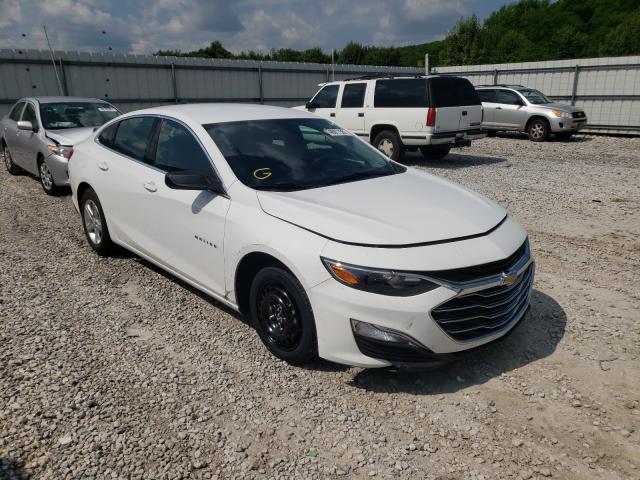 Salvage cars for sale at Prairie Grove, AR auction: 2021 Chevrolet Malibu LS