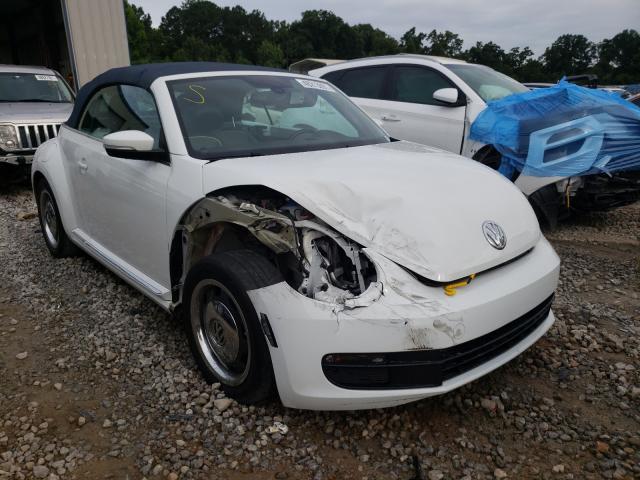Volkswagen salvage cars for sale: 2016 Volkswagen Beetle S/S