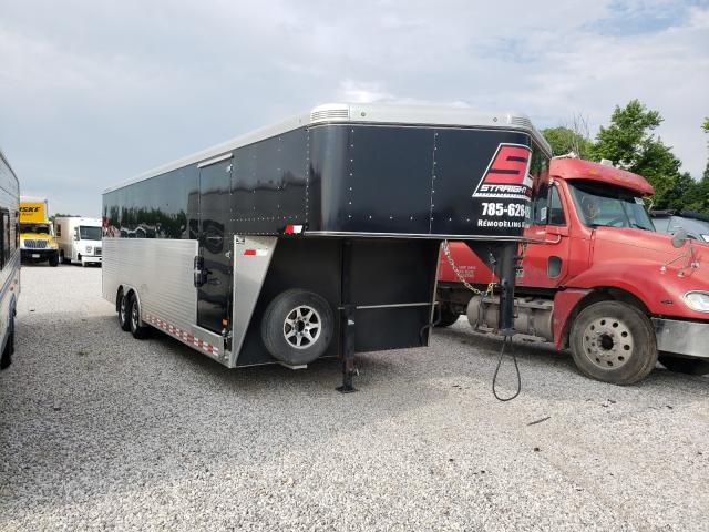 Salvage cars for sale from Copart Wichita, KS: 2016 Other Trailer