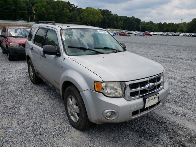 Salvage cars for sale from Copart Gastonia, NC: 2008 Ford Escape XLT
