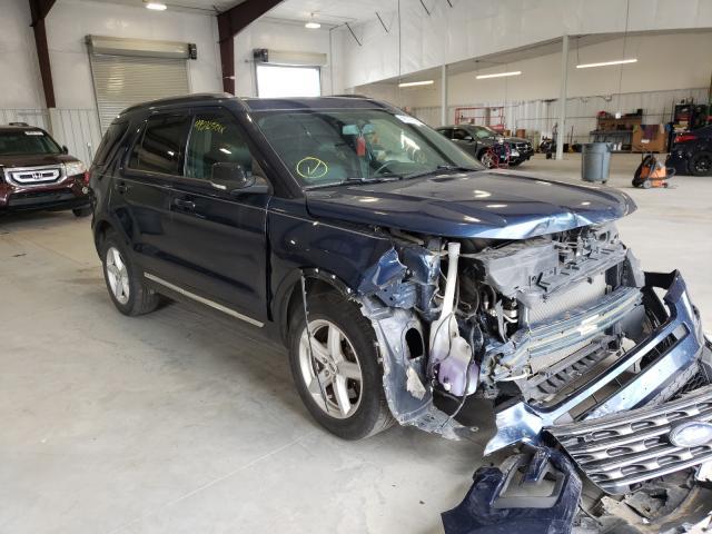 2017 Ford Explorer X en venta en Avon, MN