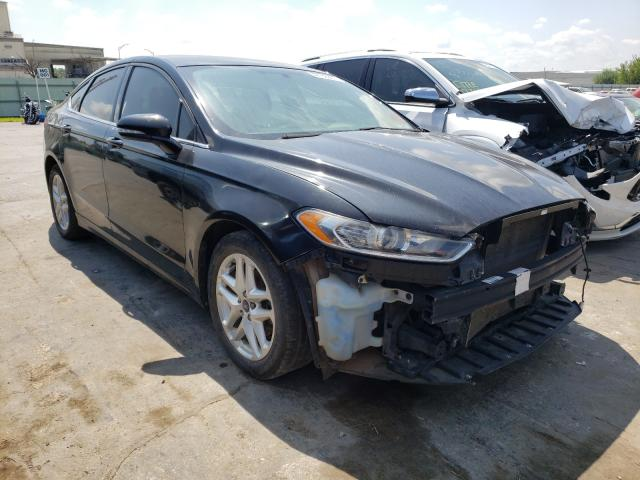 Salvage cars for sale from Copart Tulsa, OK: 2014 Ford Fusion SE