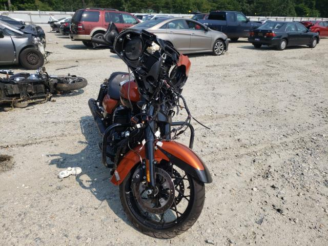 Salvage cars for sale from Copart Seaford, DE: 2020 Harley-Davidson Flhxs