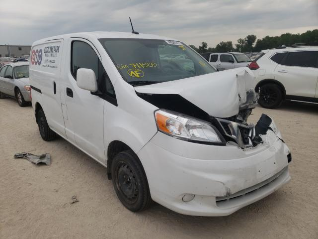 Salvage cars for sale from Copart Kansas City, KS: 2020 Nissan NV200 2.5S