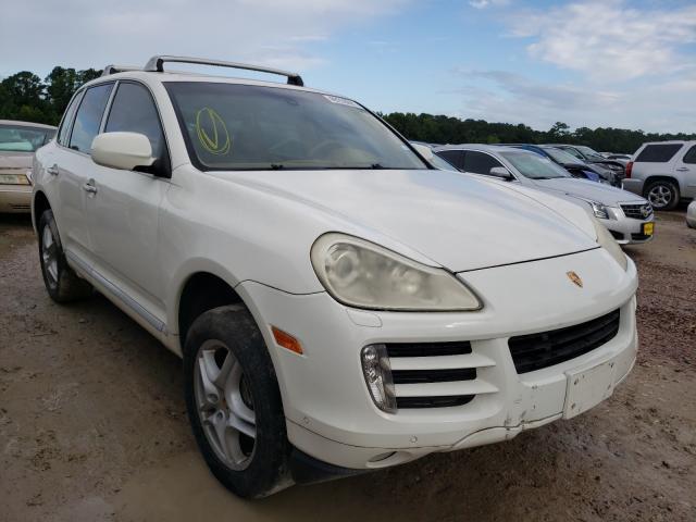 Porsche Vehiculos salvage en venta: 2009 Porsche Cayenne
