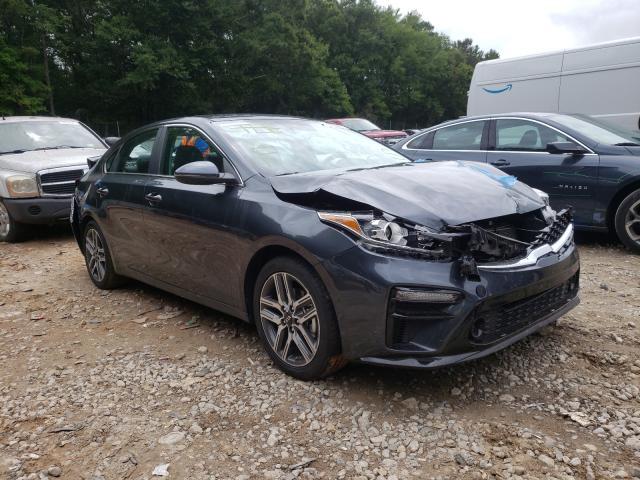 Vehiculos salvage en venta de Copart Austell, GA: 2021 KIA Forte EX