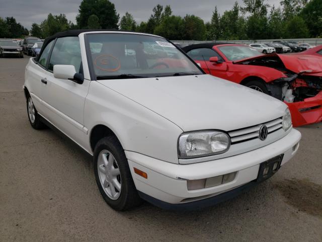 1997 Volkswagen Cabrio HIG en venta en Portland, OR