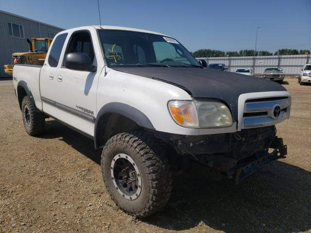 Salvage cars for sale from Copart Nisku, AB: 2006 Toyota Tundra ACC