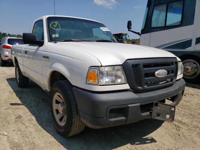 Salvage cars for sale from Copart Mendon, MA: 2007 Ford Ranger