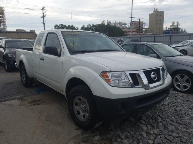 Vehiculos salvage en venta de Copart New Orleans, LA: 2016 Nissan Frontier S