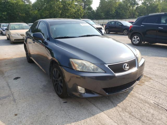 Salvage cars for sale from Copart Ellwood City, PA: 2006 Lexus IS 250