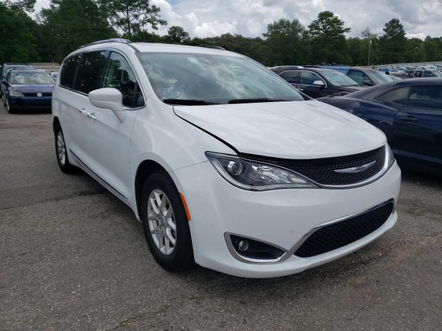 Salvage 2020 CHRYSLER PACIFICA - Small image. Lot 49792971